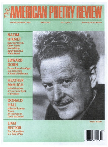Vol. 31 No. 1 - Jan/Feb 2002