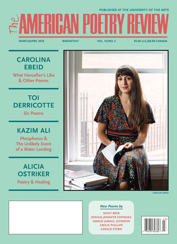 Vol. 47 No. 2 - Mar/Apr 2018