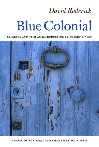Blue Colonial by David Roderick - (Out of Stock)