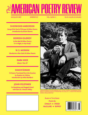 Vol. 36 No. 3 – May/June 2007
