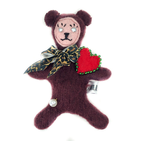 """Dido"" - Love Struck Voodoo Bear"