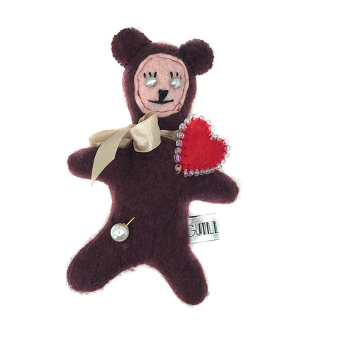 """Figarro"" - Love Struck Voodoo Bear"