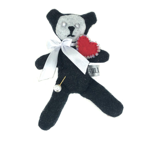 """Pepper"" - Love Struck Voodoo Bear"