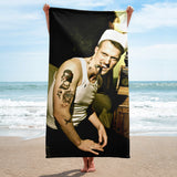 """Sailor on Leave"" Towel"