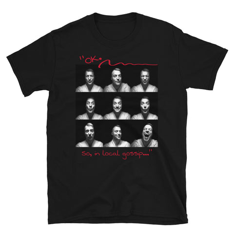 """Faces of Dann"" Unisex T-Shirt"