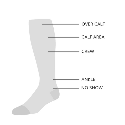 Mens Sock Sizing