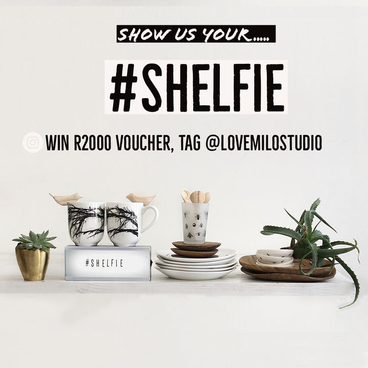 SHOW US YOUR SHELFIE!