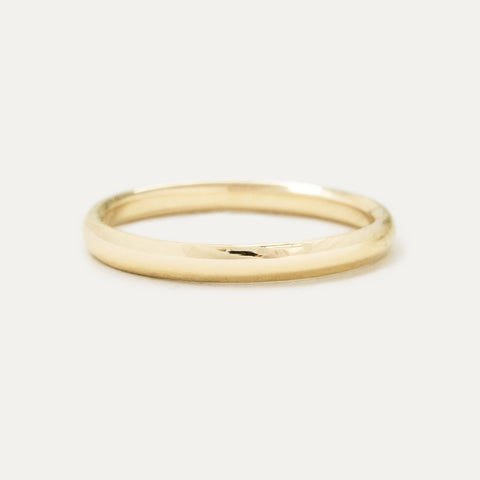 2.00 MM Wedding Band