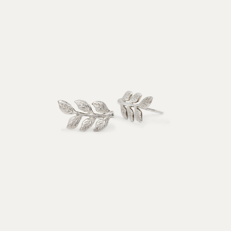 Leaf Stud Ear Climbers