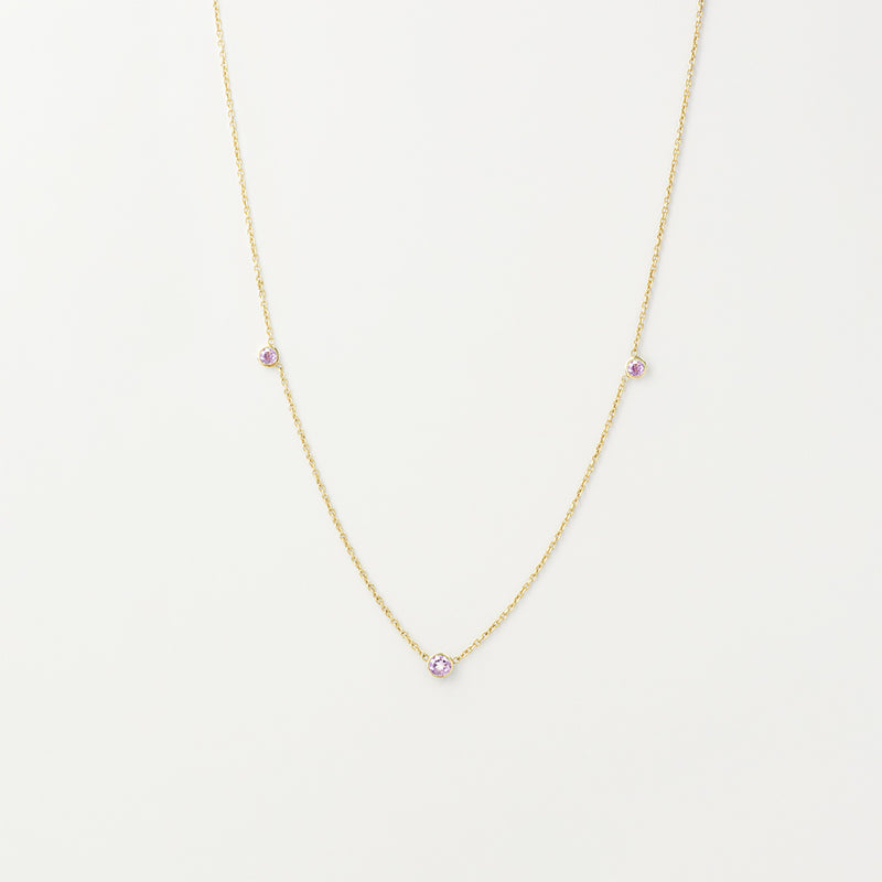 Orion's Amethyst Necklace