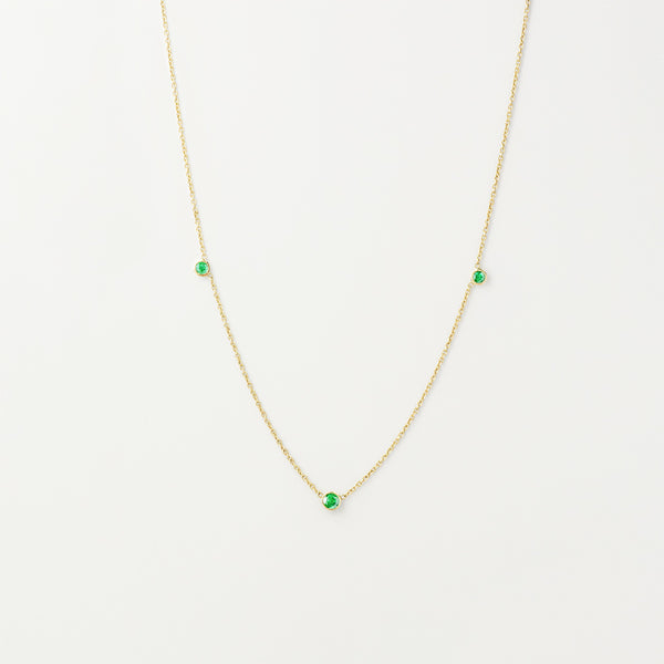Orion's Emerald Necklace