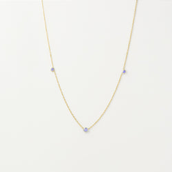 Orion's Tanzanite Necklace