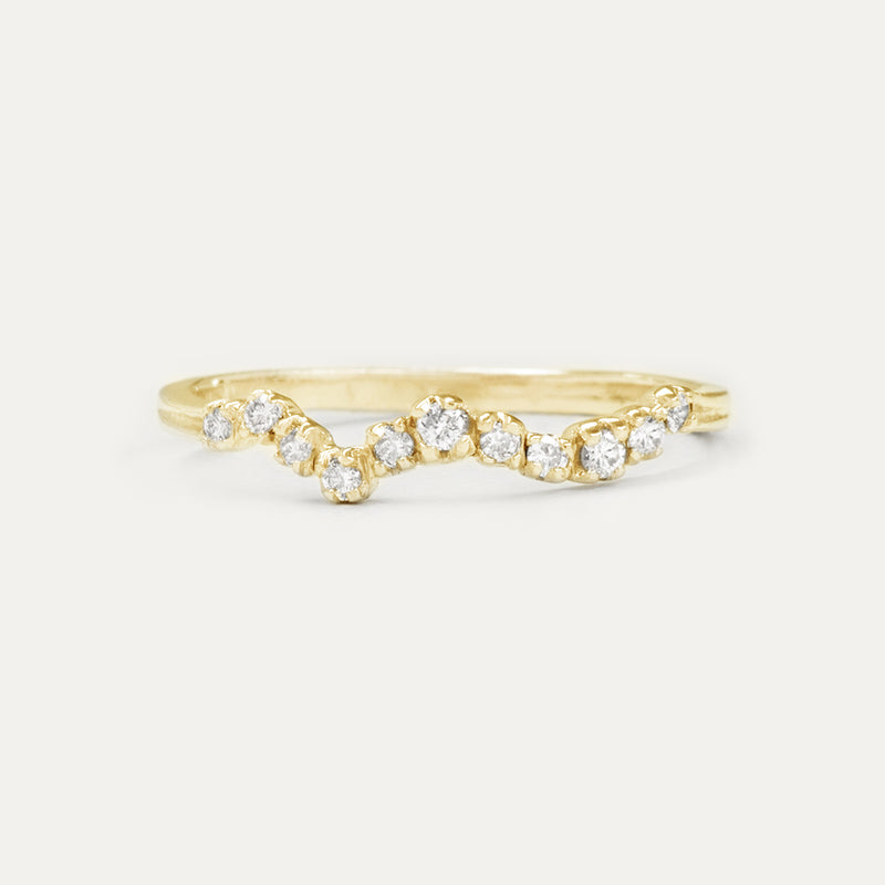 Constellation Diamond Ring - Sample