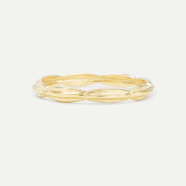 Rice Bead Ring Rings - A Gilded Leaf jewelry