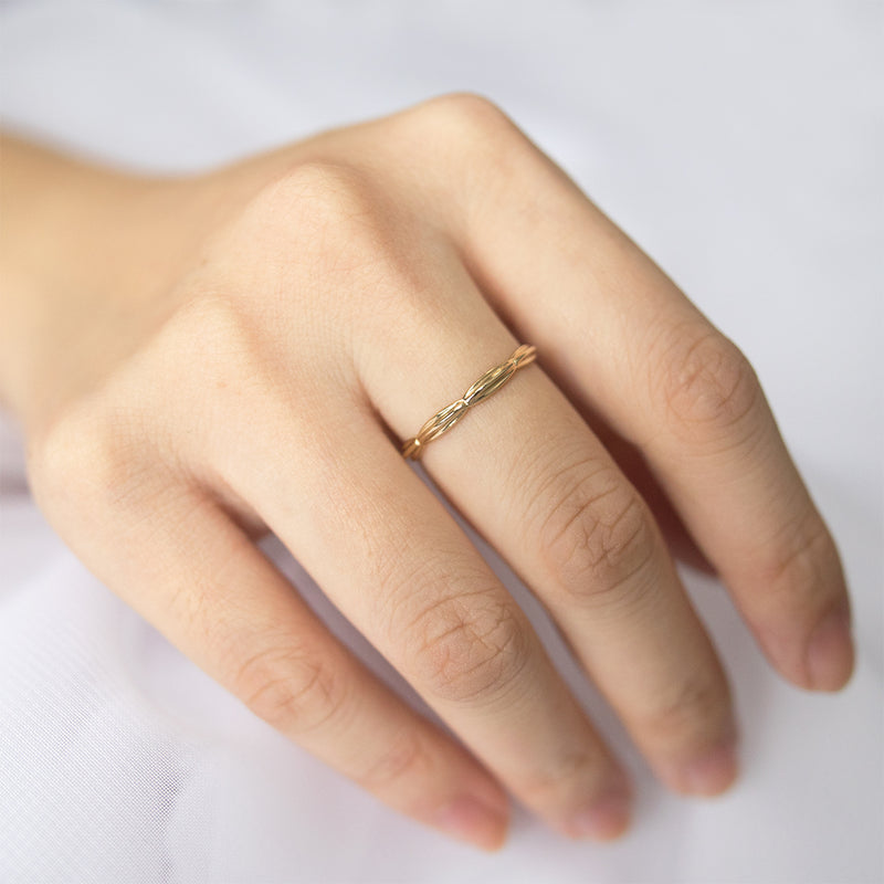 Rice Bead Ring - 2.50 MM - Sample