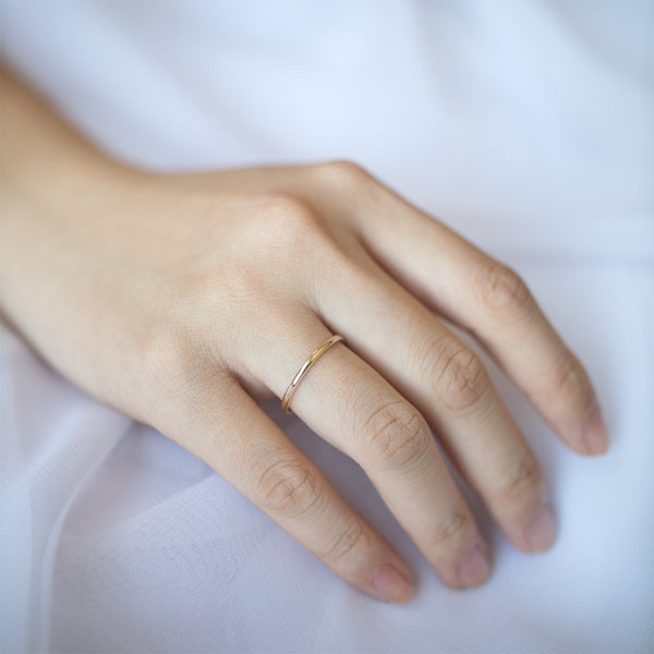 Classic Thin Ring - 1.50 MM - Sample