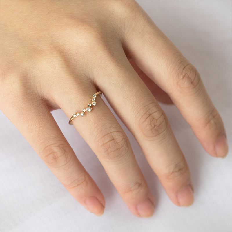 Twinkle Diamond Ring