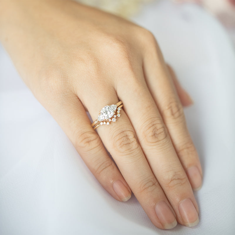Twinkle Diamond Ring - Sample
