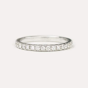 Pavé Diamond Ring
