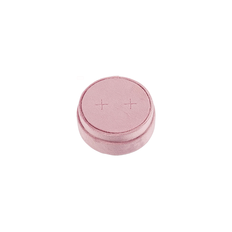 Round Earring Stud Box
