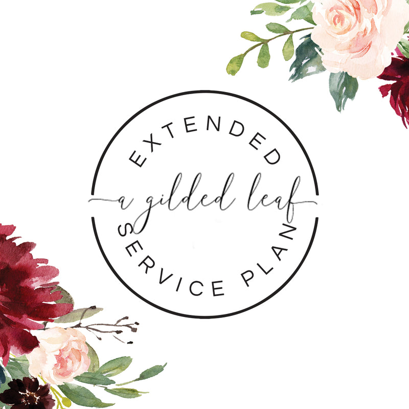 A Gilded Leaf Extended Service Plan