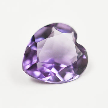2.40CT Heart Shaped Amethyst