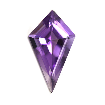 5.03CT Kite Shaped Amethyst