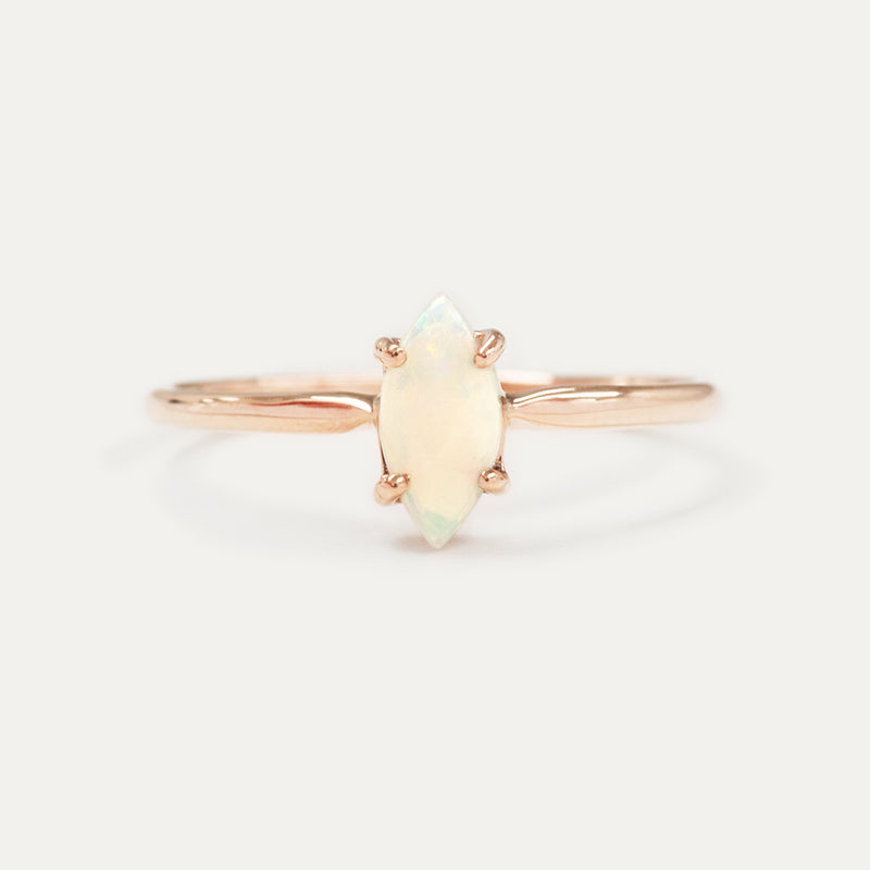 Marquise Opal Ring - Sample