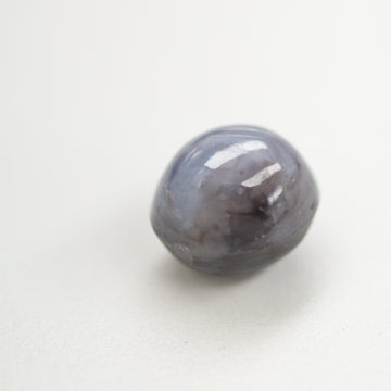 23.84CT Cabochon Grey Star Sapphire