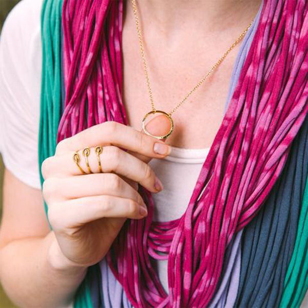 Unity Necklace Necklace - A Gilded Leaf jewelry