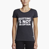 Urban Athlete No Quitting Tee