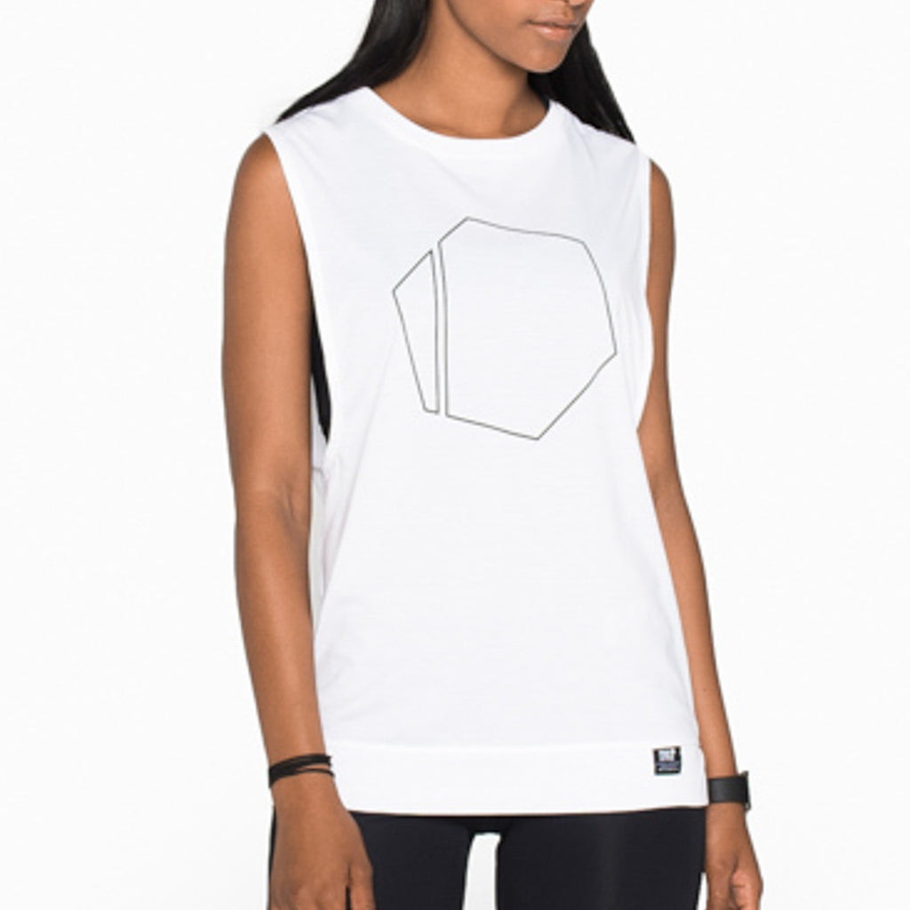Light Hexagon Sleeveless