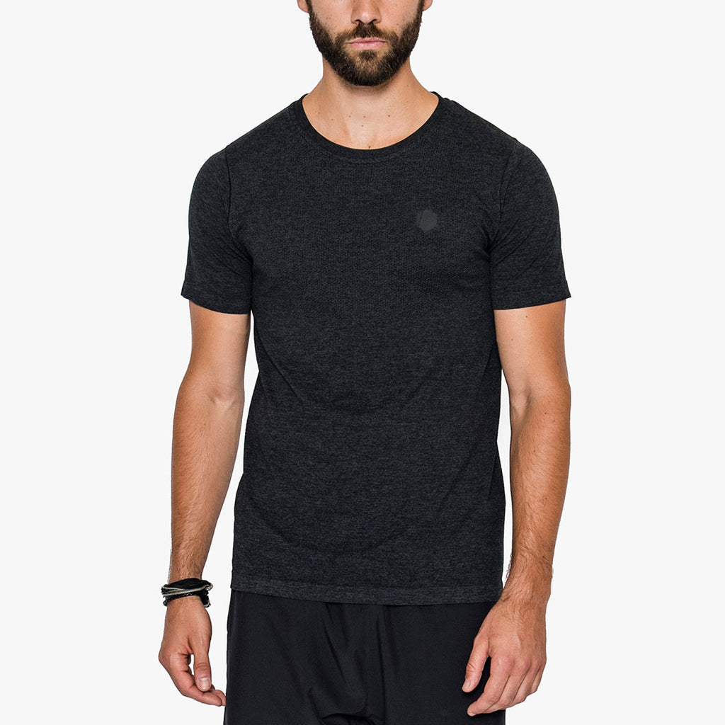 FreeKnit Tee Black