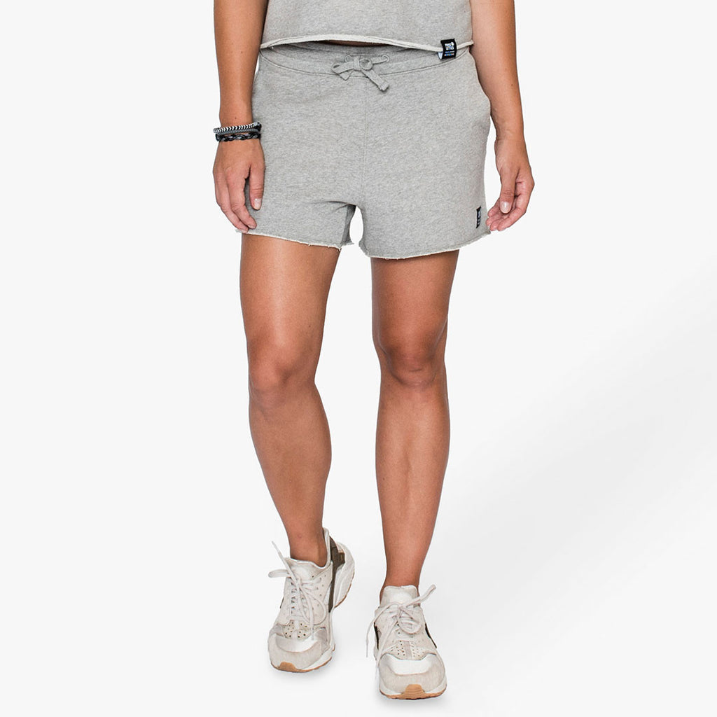 Cut-Off Short 2.0 Grey Women