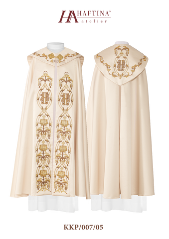 Cope JHS design - Haftina Liturgical Vestments