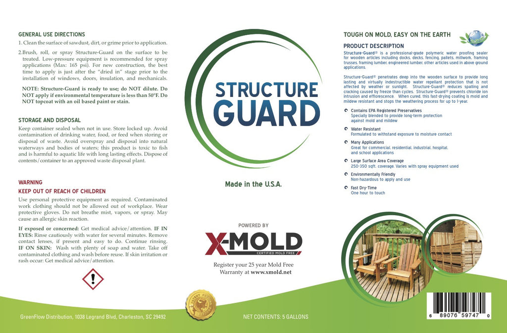 Structure Guard