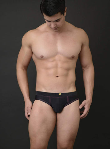 BILLY SWIM RACER WITH CRYSTAL LOGO