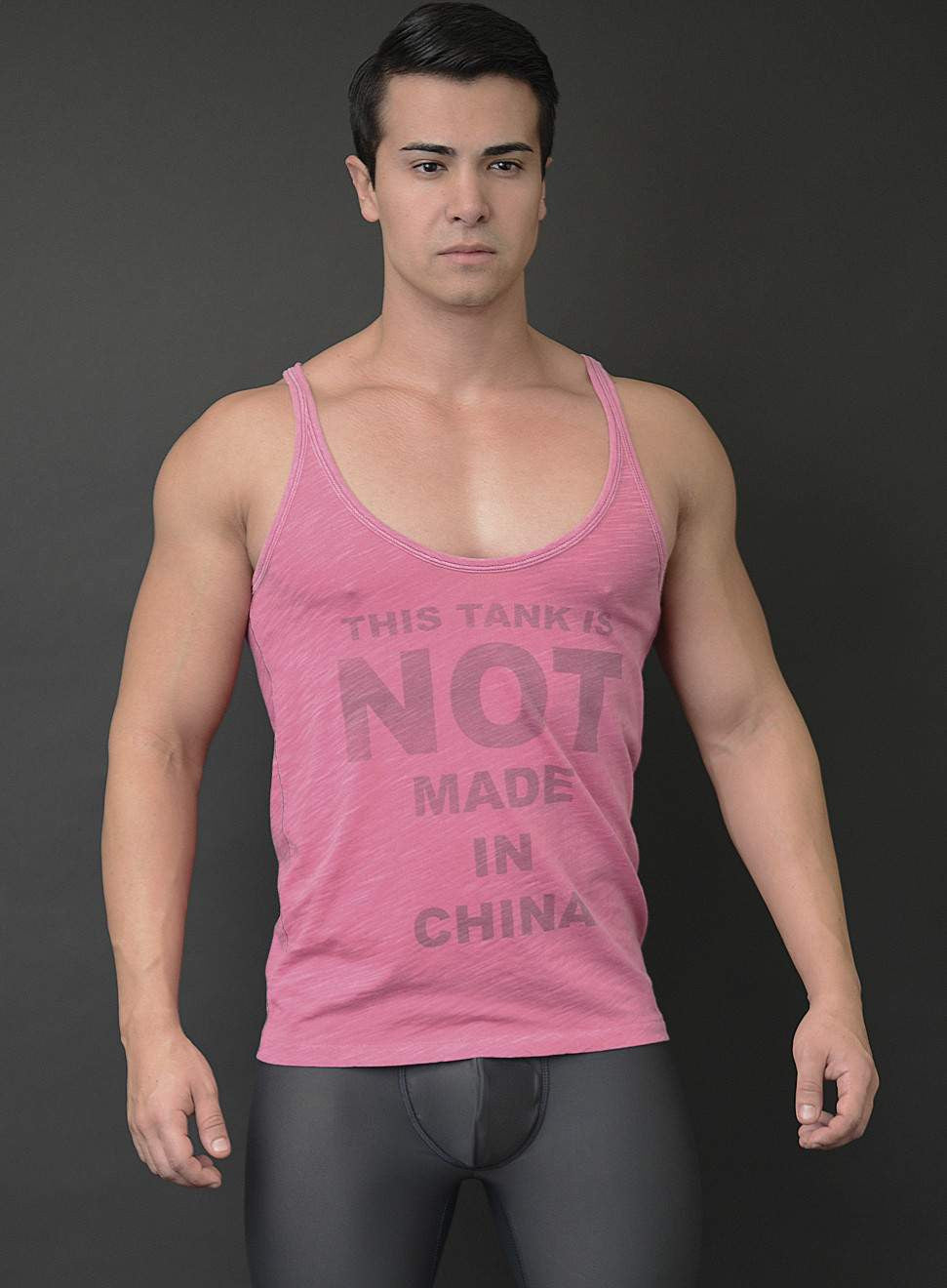 JESSE NOT MADE IN CHINA TANK