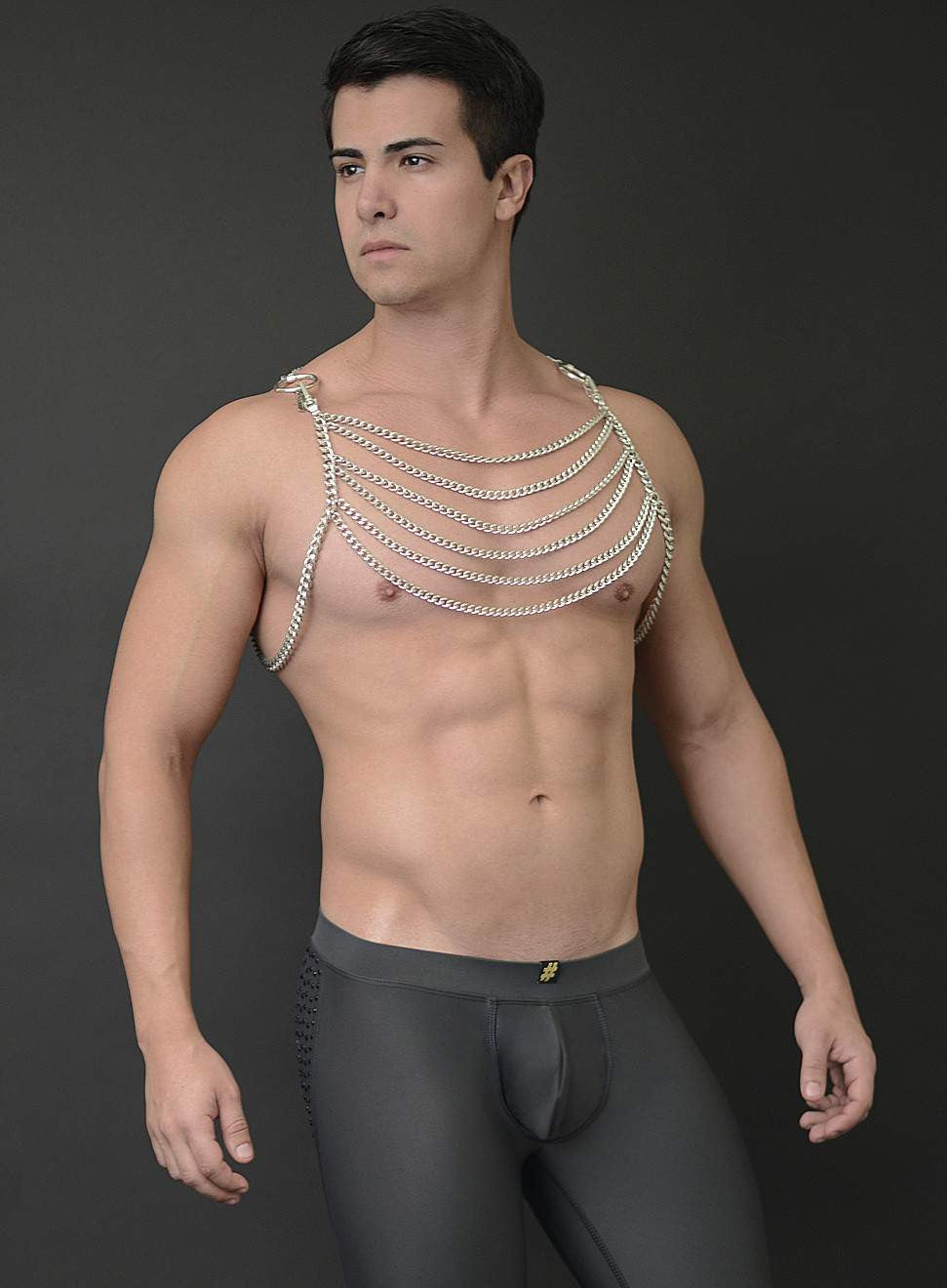 Noah Chain Armor Harness