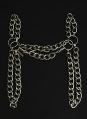 RYDER OVERSIZED CHAIN BULLDOG HARNESS