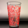 Sam Hamann Pint Glass with Tomato Sunrise Recipe