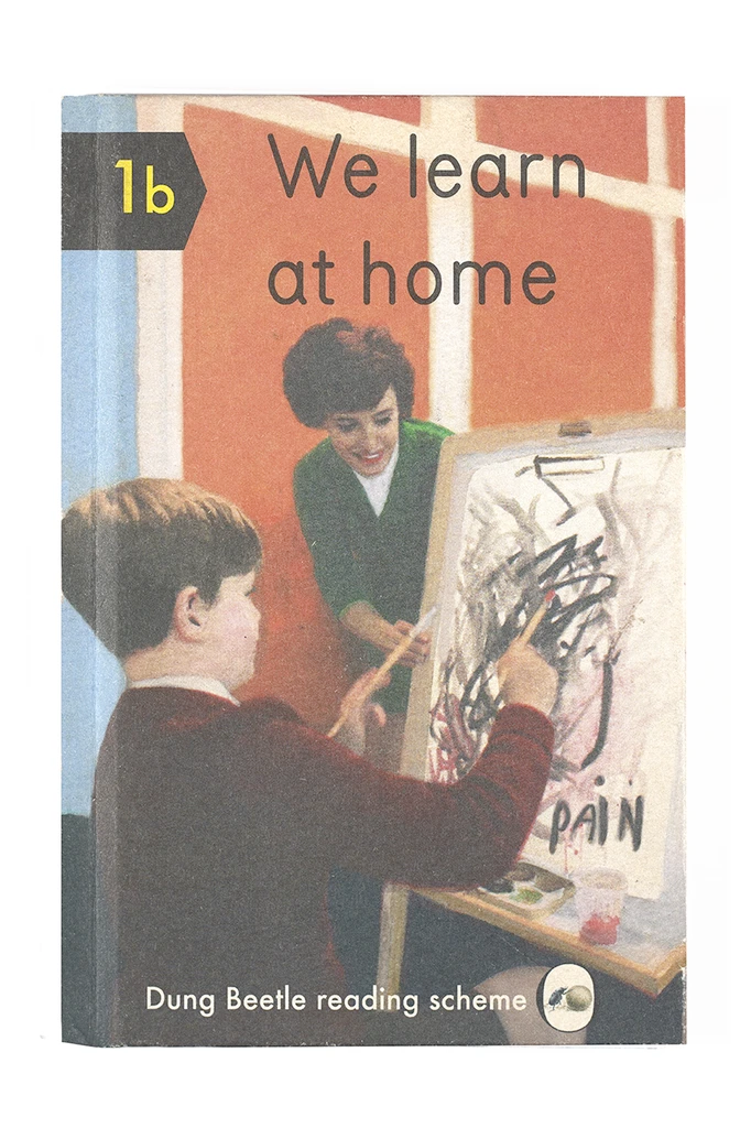We Learn at Home (Dung Beetle Reading Scheme 1b)