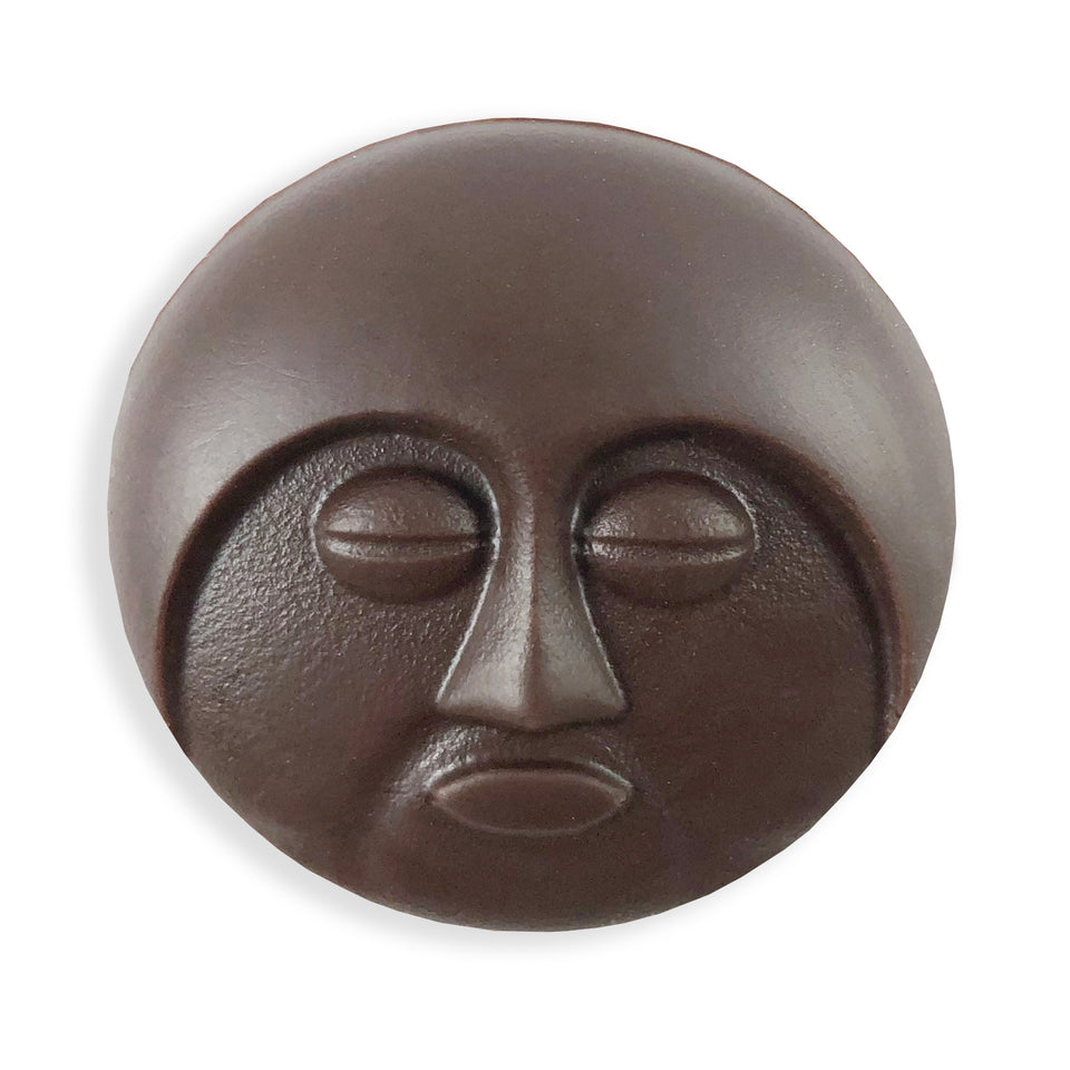 "Beato Chocolates ""Moon Face"" chocolate sculpture (box of 12)"