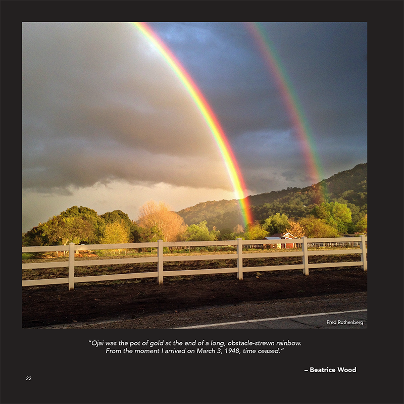 "Our Ojai - 12"" x 12"" Hardcover"