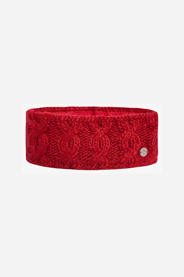 Cable Headband Red