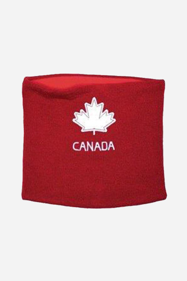 GET RED! Canada Neck Tube Red