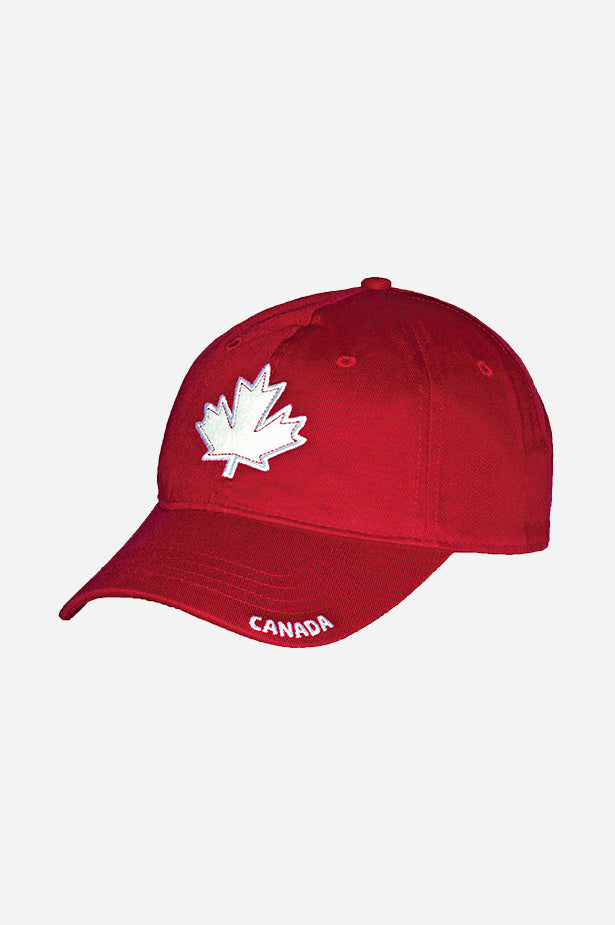 GET RED! Canada Ballcap Red