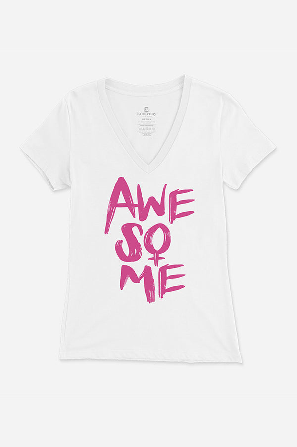 AWESOME WOMENS T-SHIRT