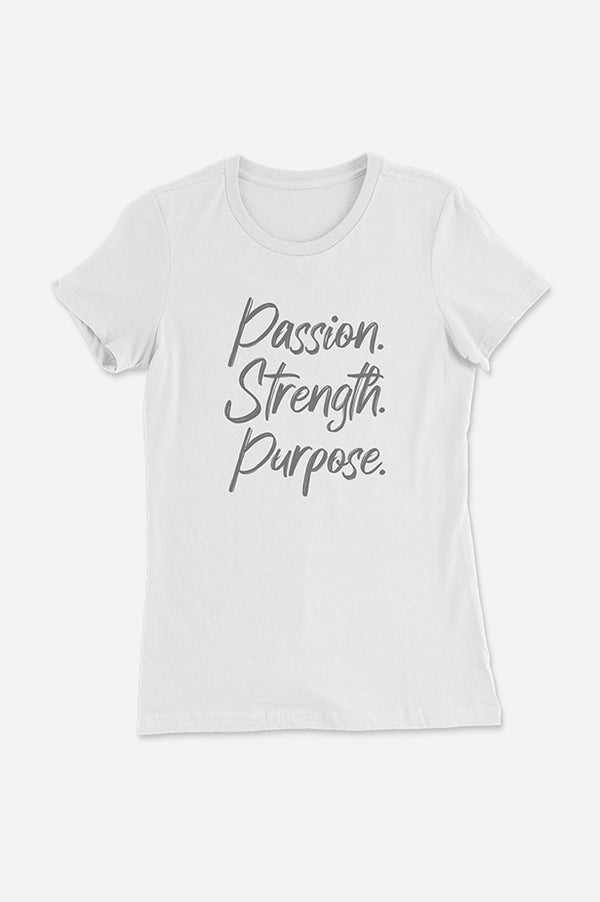 PASSION WOMENS T-SHIRT