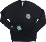 RockShox First There Crewneck Sweatshirt w/Coozie